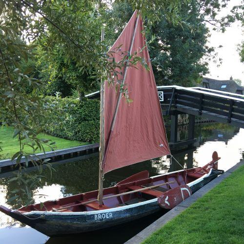 Fietsen en varen door Hollands Venetië